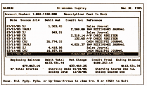 "Does your ERP Software qualify for ""Throwback Thursday""?"