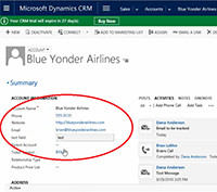 Create New Fields in Microsoft CRM to track information